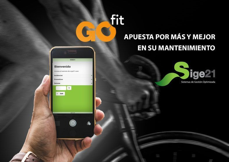 GoFit firma con Sige21