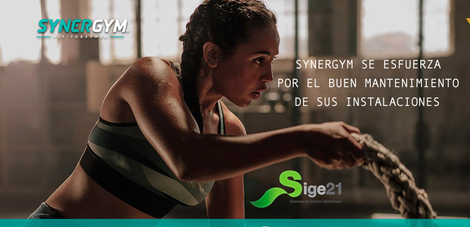 Synergym firma con Sige21